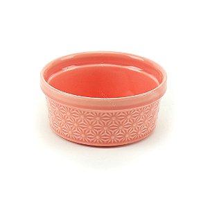 Mini Bowl de Cerâmica Vermelho