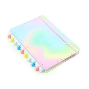 Caderno Inteligente Candy Splash Médio