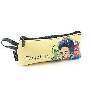 Necessaire Porta-óculos Frida Kahlo Pés para Que os Quero