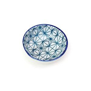 Bowl Oriental Estampado Estrelas Pequeno