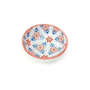 Bowl Oriental Estampado Floral Pequeno