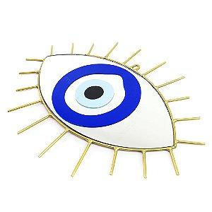 Ornamento Espelhado Olho Grego