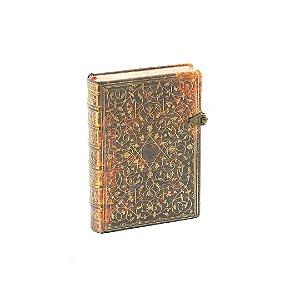 Caderno Paperblanks Grolier Ornamentali Capa Dura Mini