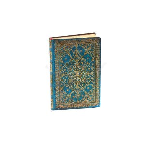 Caderno Paperblanks Equinoxe Azure Flexis Mini