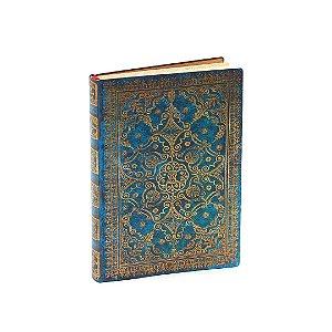 Caderno Paperblanks Equinoxe Azure Flexis Médio