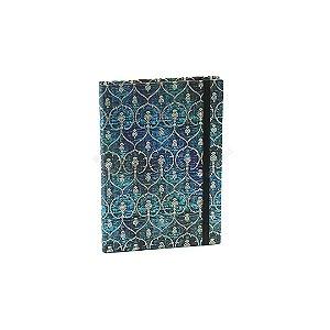 Caderno Paperblanks Blue Velvet Capa Dura Mini