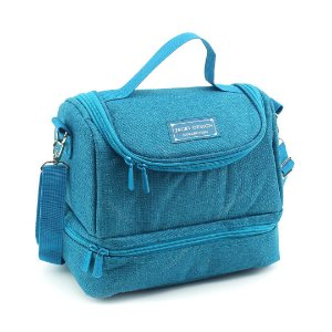 Bolsa Térmica com 2 Compartimentos Concept Azul