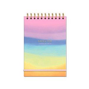 Caderno de Ideias Tie Dye