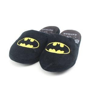 Pantufa Chinelo 3D Batman