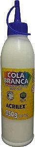 Cola Branca Artesanato ou Escolar 250g - Acrilex