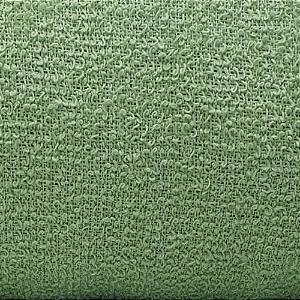 Tecido Atoalhado Felpa Verde Folha - 100% Algodão