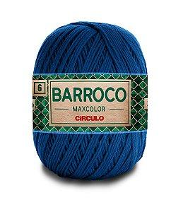 Barroco Maxcolor Nº 6 200g Cor 2770 - AZUL-CLÁSSICO