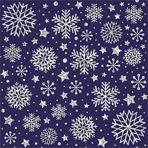 Tecido Tricoline 100% Algodão Natal Comum - 1275-60
