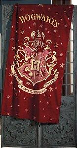 Toalha de Praia Velour AF-958 Estampada Döhler 76X152 cm - Harry Potter 01