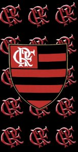 Toalha de Time Flamengo Velour AF-958 Estampa 7