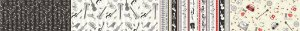 Tricoline 100% Algodão - Cor 018 Musicalidade -  - 100x150cm