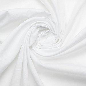 Tecido Tricoline Branco 100% Algodã0