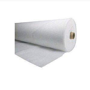 TNT Branco Liso 40g -Largura 140cm - Rolo com 100 Metros
