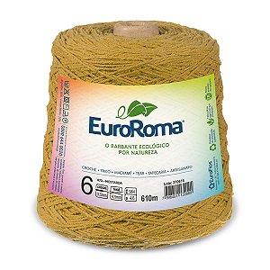 Barbante Euroroma 6 600g - Mostarda - 470