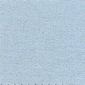 Flanela Sarja Infantil 80 Plus - Largura 80 cm - A Metro - 100X80 cm - Azul Bebê