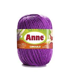 Linha Anne 500 Circulo - Cor 6614 - ALFAZEMA