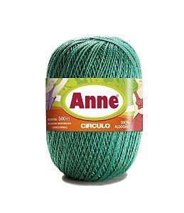 Linha Anne 500 Circulo - COR 5556 - TIFANNY