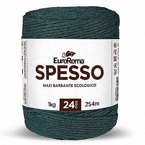 Barbante Spesso 24 Fios 1kg Cor 804 - Verde Musgo