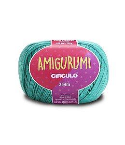 Fio Amigurumi 254m Círculo - Cor 5669 - TIFFANY