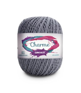 Linha Charme 396m Círculo Cor - 8336 - CHUMBO
