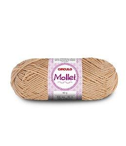 Lã Mollet 40g Cor - 7650 - AMÊNDOA