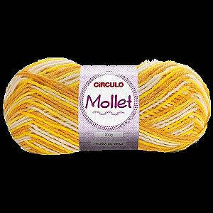 Lã Mollet 40g Cor - 9527