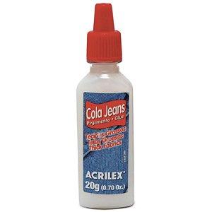 Cola Jeans Acrilex - 20g