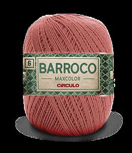 Barroco Maxcolor Nº 6 200g Cor 4004 - CORAL VIVO