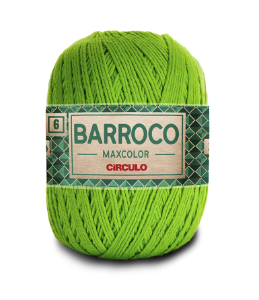 Barroco Maxcolor 6 - 200g Cor 5239 - HORTALIÇA
