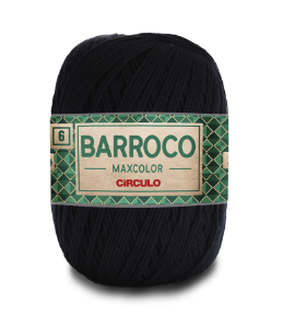 Barroco Maxcolor Nº 6 200g Cor 8990 - PRETO