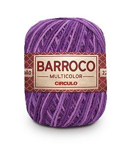 Barbante Barroco Multicolor N.6 200g Cor 9930 - BUQUÊ