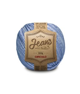 Fio Jeans 100g Cor 8739