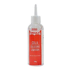 Cola de Silicone Líquida 100g Círculo