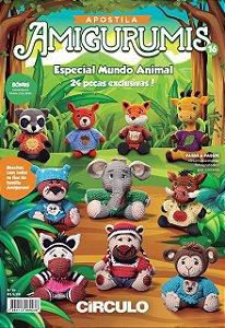 Apostila Amigurumi Círculo - Edição 16 - Especial Mundo Animal