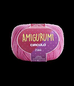 Fio Amigurumi 254m Círculo - Cor 3182 - PITAYA