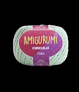 Fio Amigurumi 254m Círculo - Cor 5743 - NEO MINT