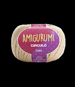 Fio Amigurumi 254m Círculo - Cor 7564 - PORCELANA