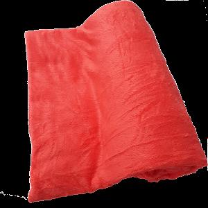 Manta De Microfibra Casal Altomax - 1,80 x 2,00m - Laranja