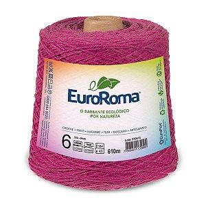 Barbante Euroroma 6 600g - Pink - 550