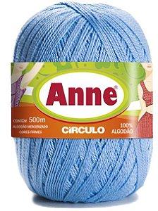 Linha Anne 500 Circulo - Cor 2137 - HORTÊNCIA