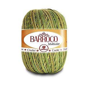 Barbante Barroco Multicolor N.6 200g Cor 9392 - Folha