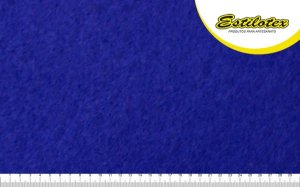 Feltro Craft Estilotex Azul Royal Cor 367 - 100x140cm