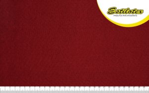 Feltro Craft Estilotex Vinho Cor 404 - 100x140cm