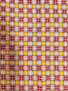 Tecido Chitão Mascarenhas - 1,00x1,40m - COR 9