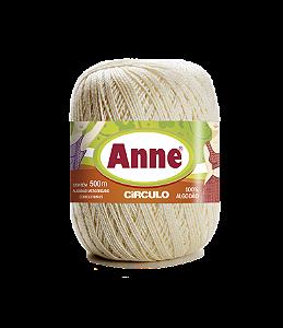 Linha Anne 500 Circulo - Cor 1074 - CREME